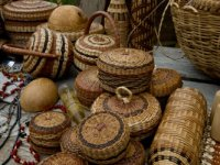 Baskets for Sale in the Kalinago Territory