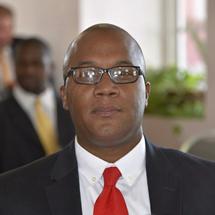 Minister, Senator Hon. Robert Tonge