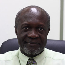 Permanent Secretary (Ag.), Mr. Steve Hyacinth
